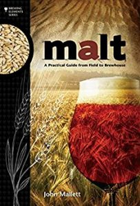 book on malt for brewing