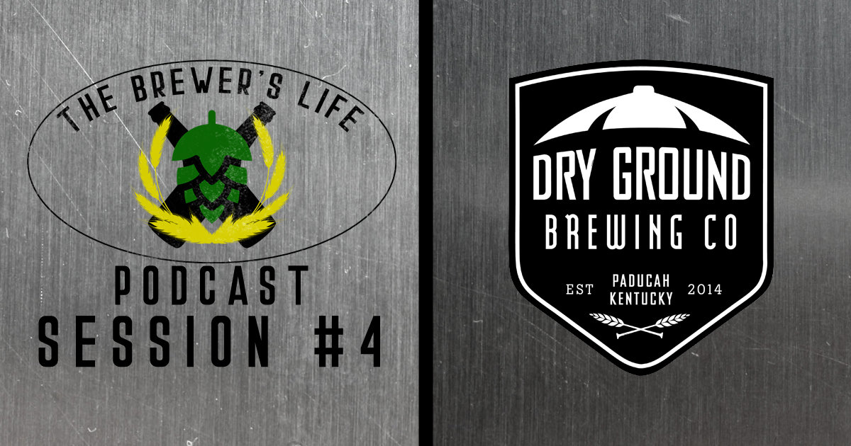 the brewer's life dry ground brewing company